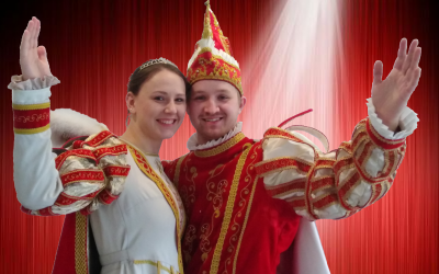Prinzenpaar Sarah und Philipp